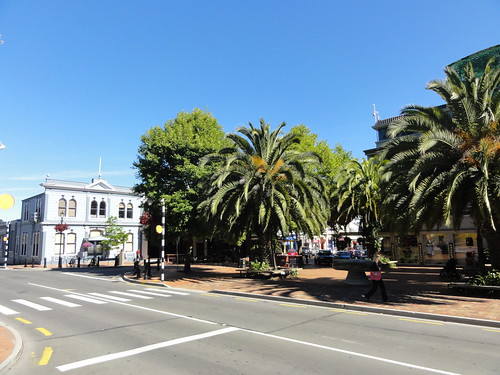 Downtown Nelson (New Zealand)