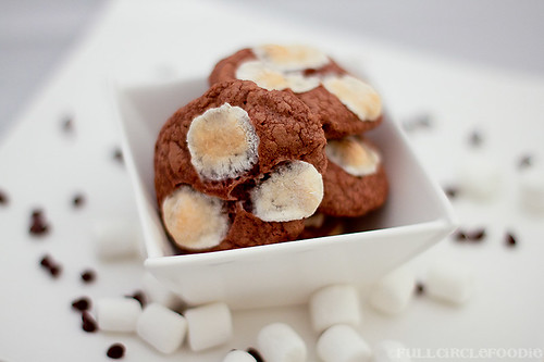 Mississippi Mud Cookies