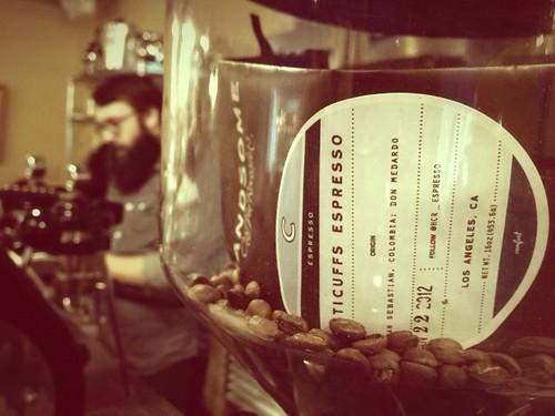 Fisticuffs Espresso
