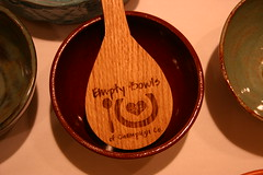 2012 UU Empty Bowls