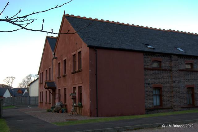 Glenlochy Distillery, Fort William