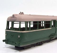 Railcar front