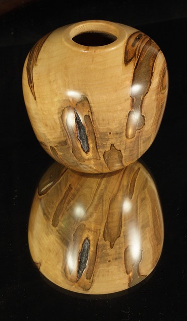 Small Ambrosia Maple Hollow Form