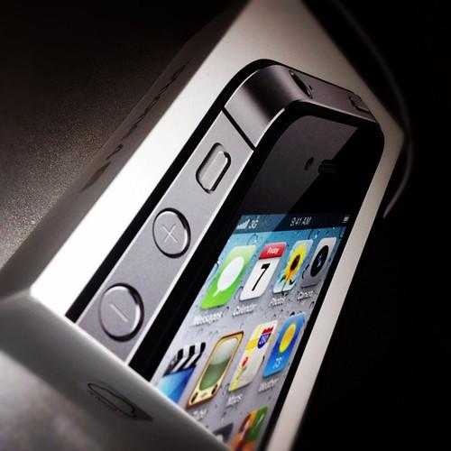 iPhoneです