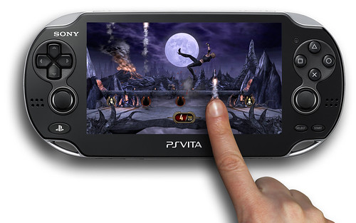Mortal Kombat for PS Vita: Missile Mayhem
