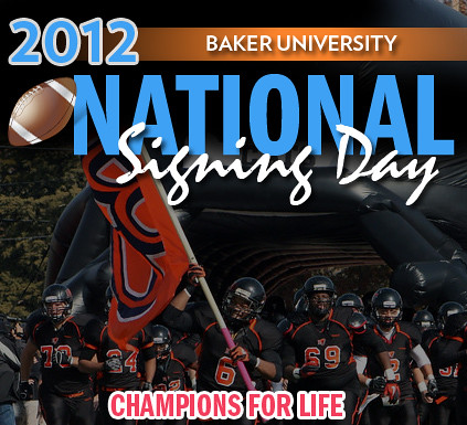 2012 National Signing Day