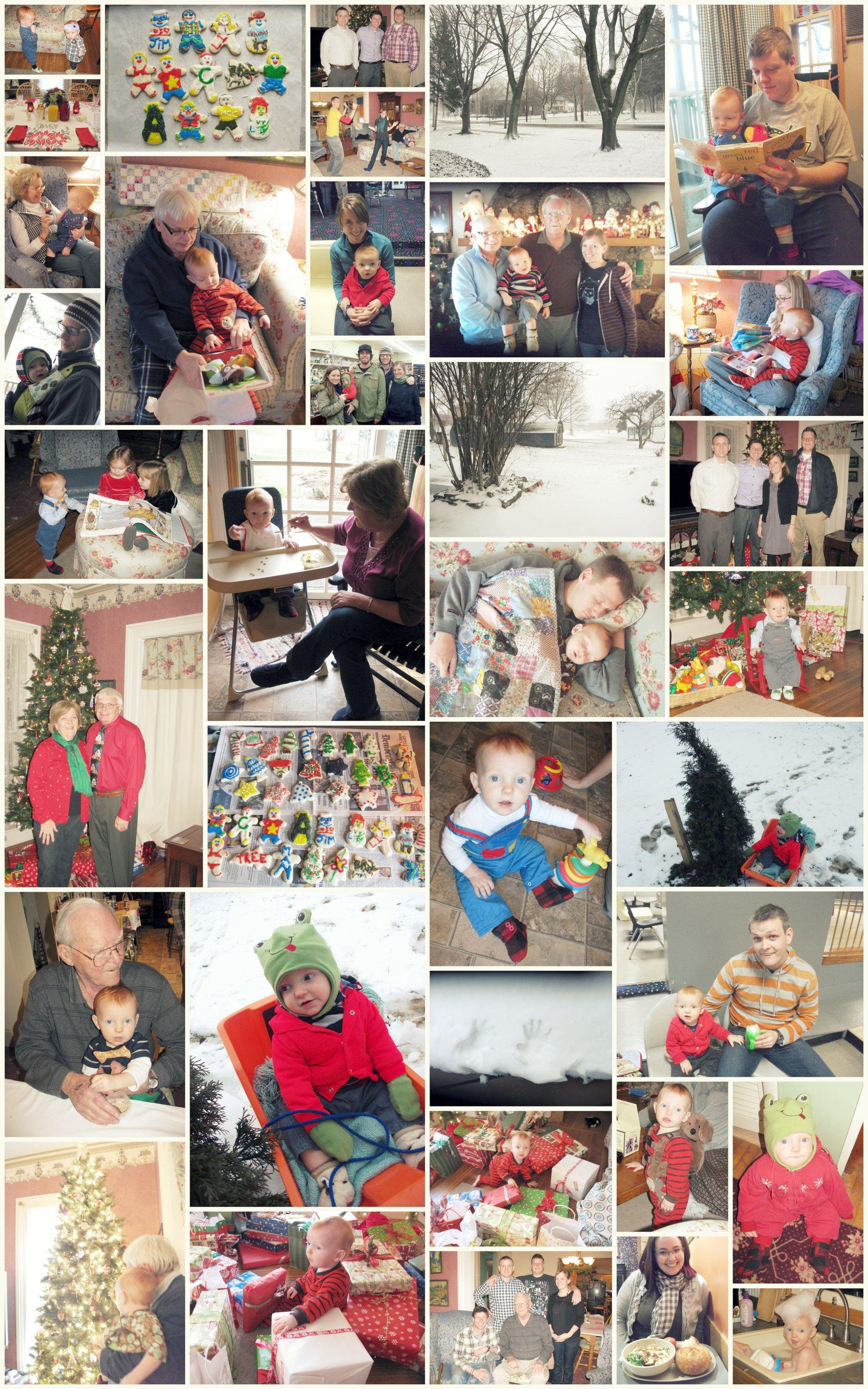 christmas memories [2011]