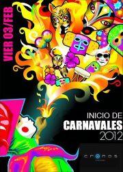 Inicio de Carnavales - Cronos