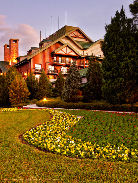 The Wilderness Lodge