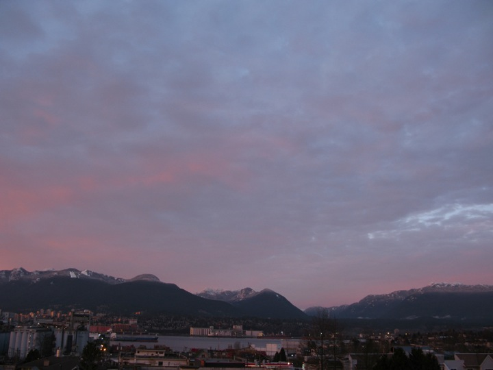 vancouver winter sunset 002