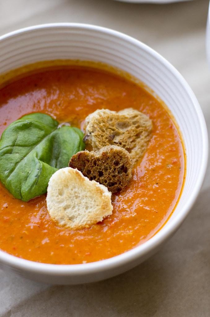Tomatisupp / Tomato soup