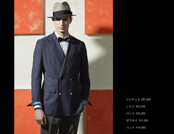 Thomas Hoefnagels0066_LANVIN COLLECTION SS12 Catalogue