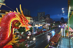Dragon Year 2012 - China Town Singapore 1