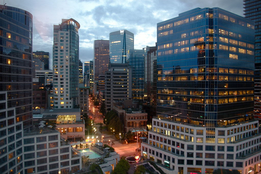 Vancouver 2009 2 by Errant Dabbler