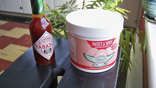 Tabasco Ice Cream
