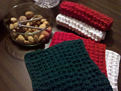 Holiday Pot Holder Sets