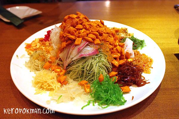 Sushi Tei Yu Sheng