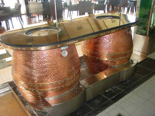 Double Tandoor Work Station - finediningindian.com