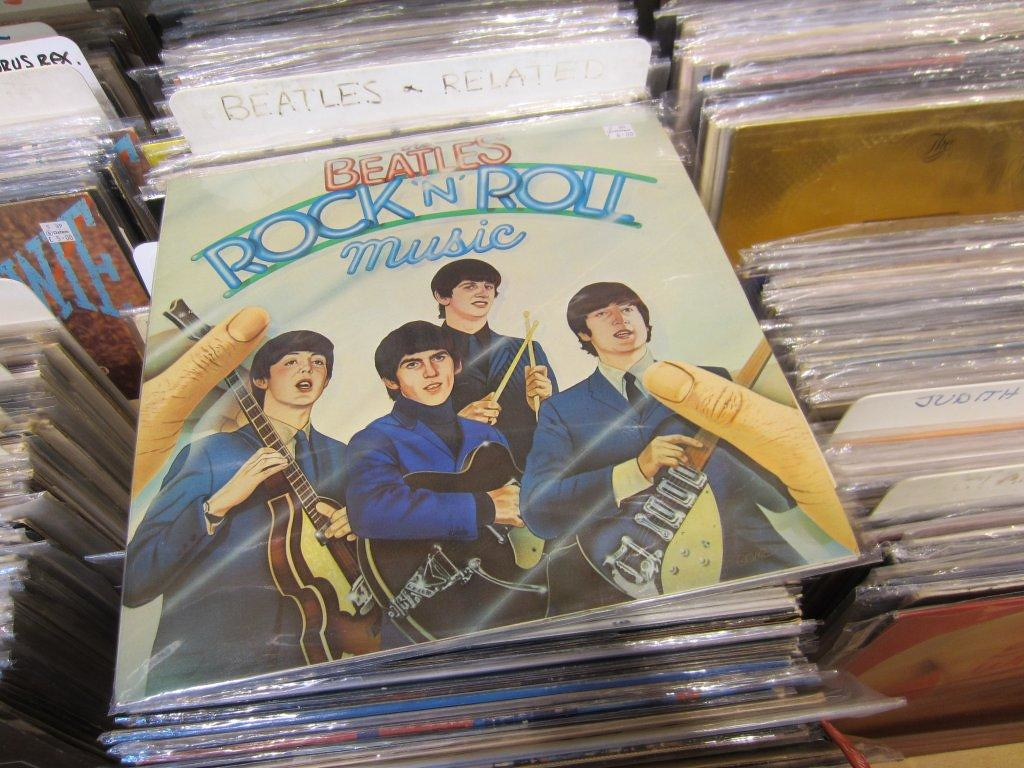 BEATLES Rock n Roll Music