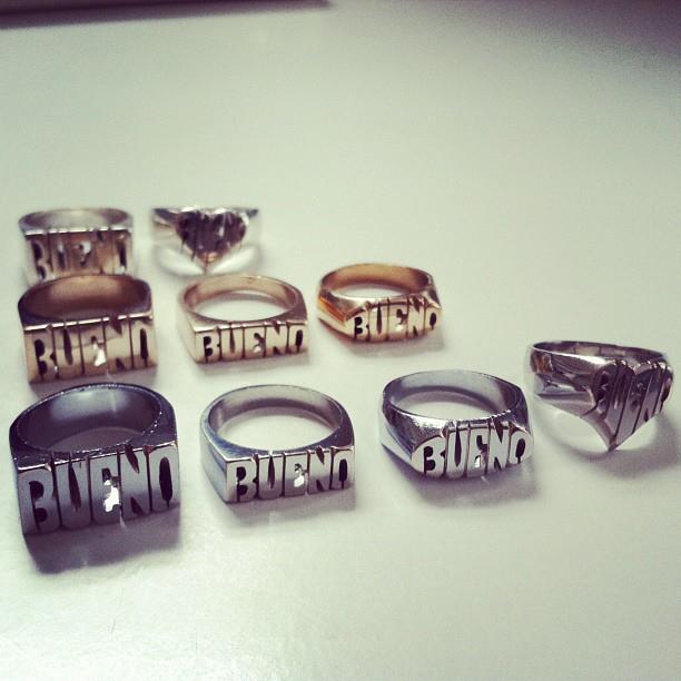 Bueno Rings