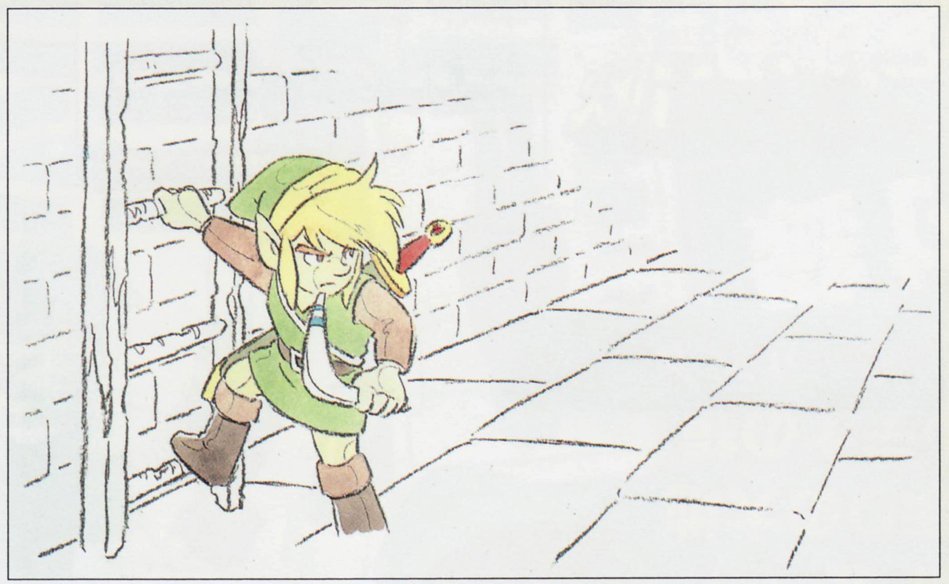 LoZ Dungeon