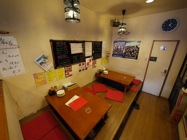 Photo:Table seating By GetHiroshima