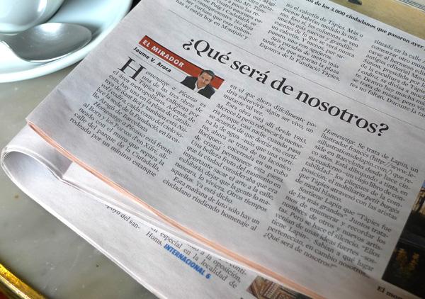la vanguardia 08/02/2012