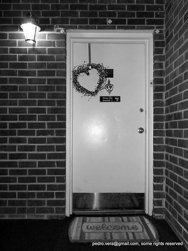 040: Front Door. by pvera