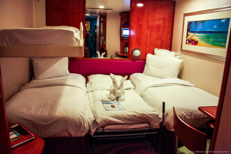 Jade Pullman Or Pullout Bed Norwegian Cruise Line