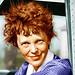 Small photo of Amelia Earhart - Colorized
