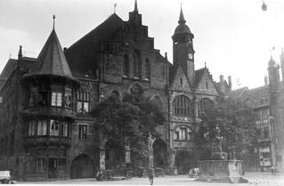 Rathaus Hildesheim 11.9.1928