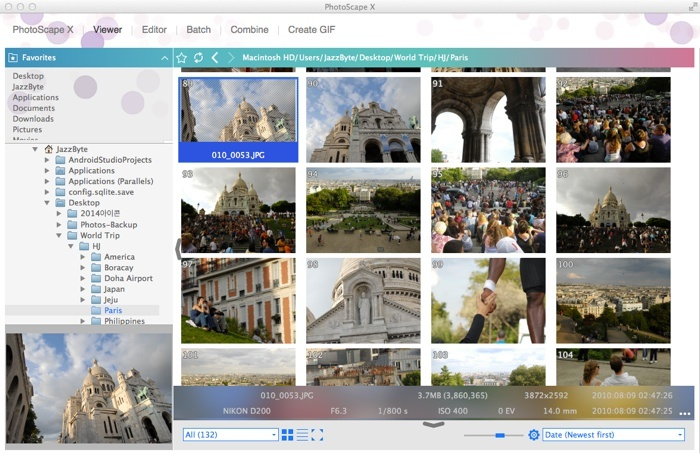 PhotoScape X for Mac : Free Photo Editor Download