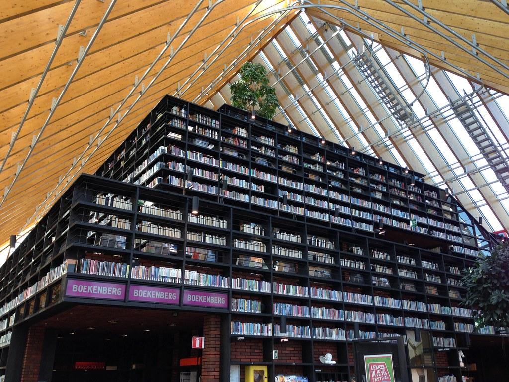 Boekenberg, Spijkenisse, Rotterdam