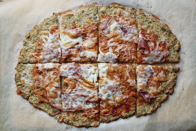 Green Lentil Pizza | Bakers Beans