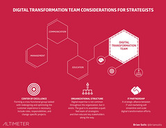 Digital Transformation - The Team