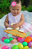 One Year Birthday/Easter/Family Photos: Briella <3 by LydiaVMars
