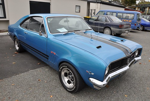 12.d. 1970 Holden Monaro HT GTS 350ci Coupe