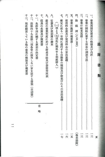 東急ターンパイク免許申請書 (10)