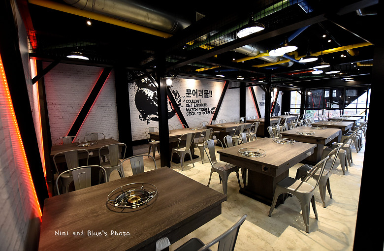 打啵G台中韓式料理烤肉串菜單menu價位07