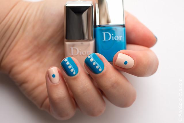 03 Dior Polka Dots #001 Pastilles summer 2016 collection swatches Ann Sokolova