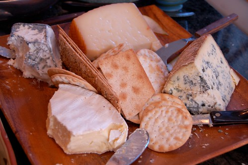 Thanksgiving Cheeses