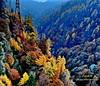 Autumn evening on Jepi Valley
