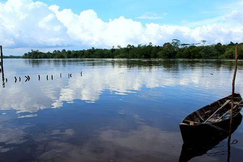 sumatra air awan biru sampan sungai riau siak dermaga sungaisiak blinkagain bestofblinkwinners