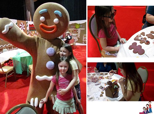 Gingerbread Decorating with Gingy
