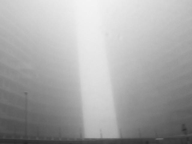 IMG_0853 Mist - Between two buildings