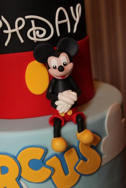 Mouse close up
