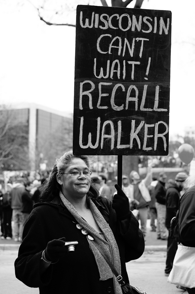 Wisconsin Cant Wait Recall Walker >> Wisconsin Can T Wait Recall Walker Why Have 300 000 Peopl Flickr