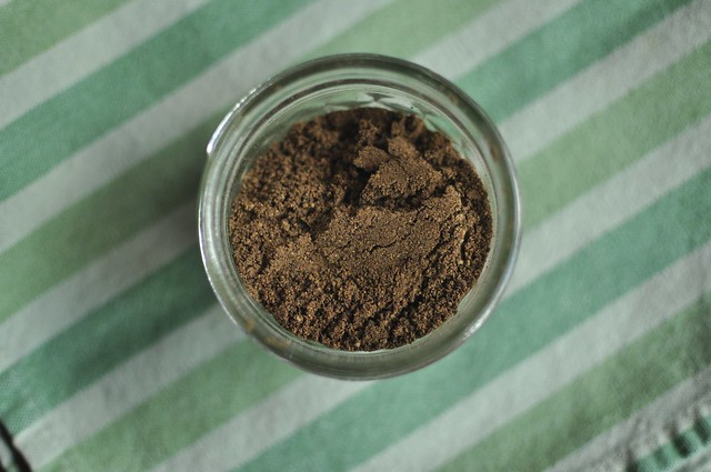 freshly ground allspice