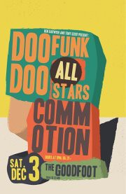 Doo Doo Funk All Stars @ The Goodfoot