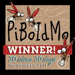 PiBoIdMo Winner 2011